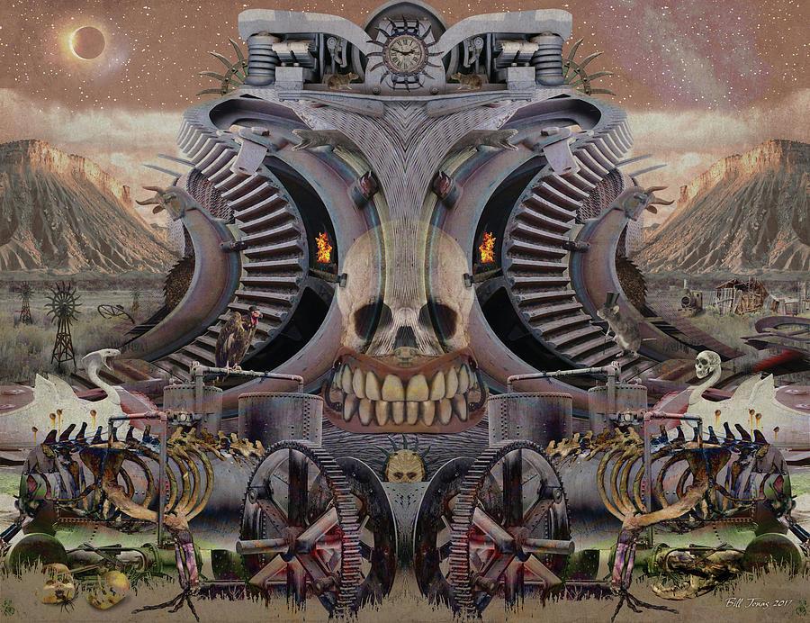Industrial Devolution by Bill Jonas