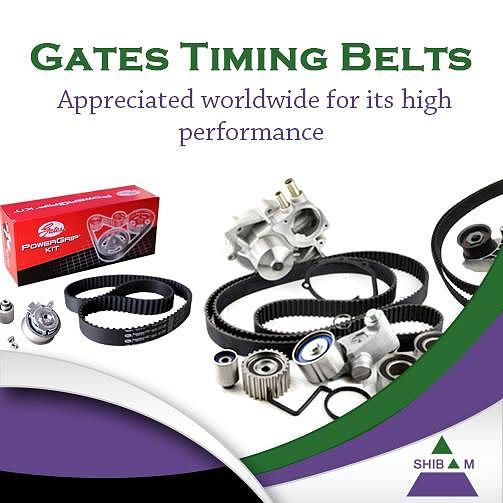 Industrial Gates Timing Belts In Uae Photograph by Shibam Belting