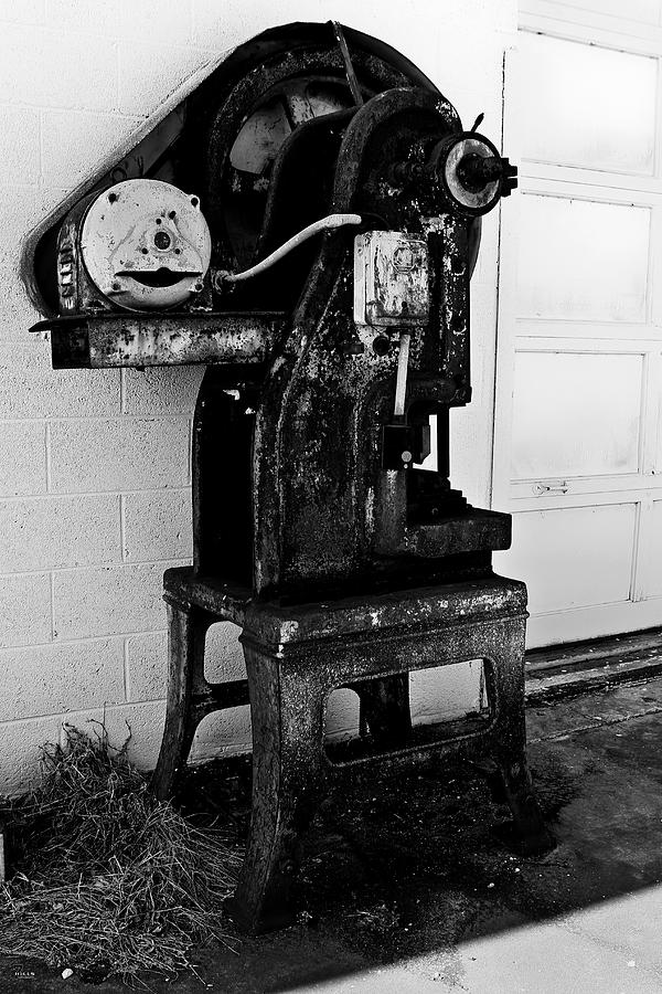 Industrial Photograph - Industrial by Jason Blalock