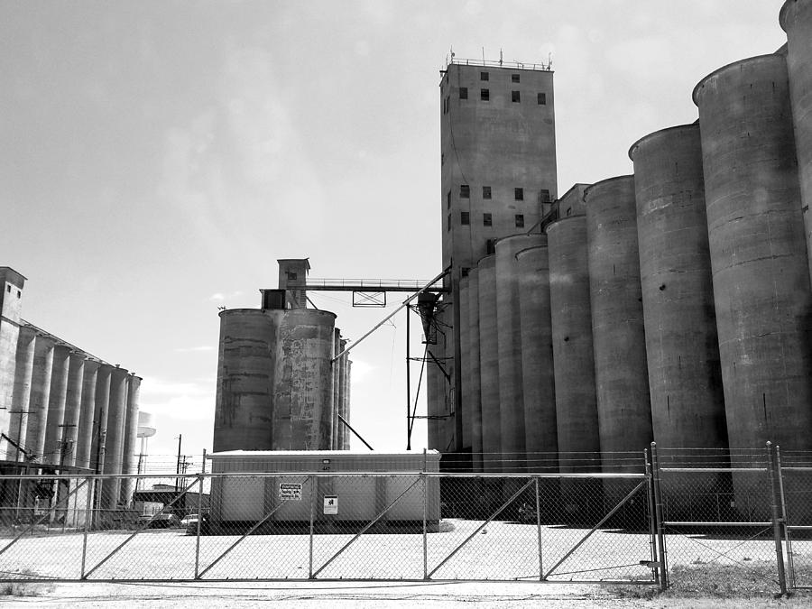 Architecture Photograph - Industrial Kansas by Paulina Roybal