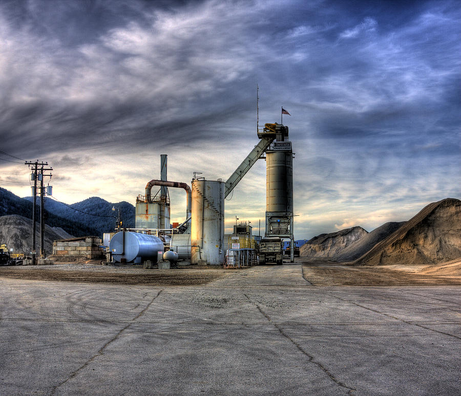Industrial Landscape Photography Hope For The Best But Plan Worst