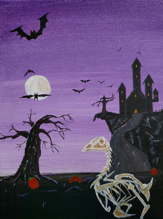 Indy's Halloween Adventure by Bennie Giles