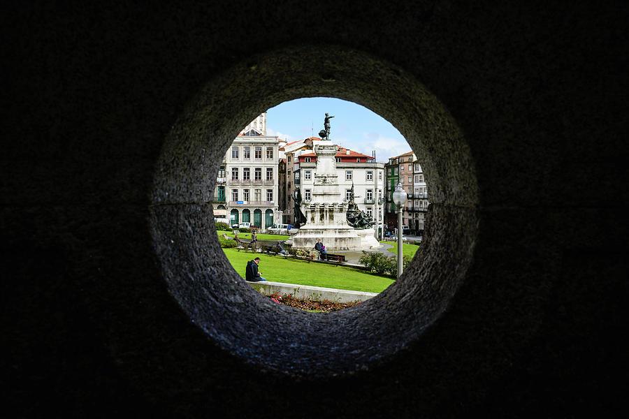 Infante Dom Henrique Square Photograph