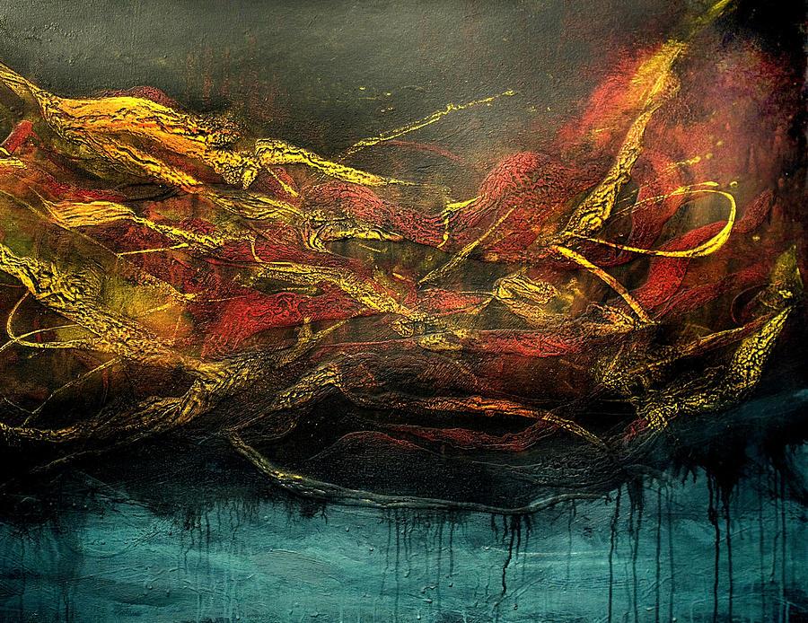 Inferno 4 by michaelalonzo kominsky