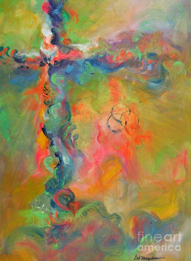 Infinite Light Painting by Deb Magelssen
