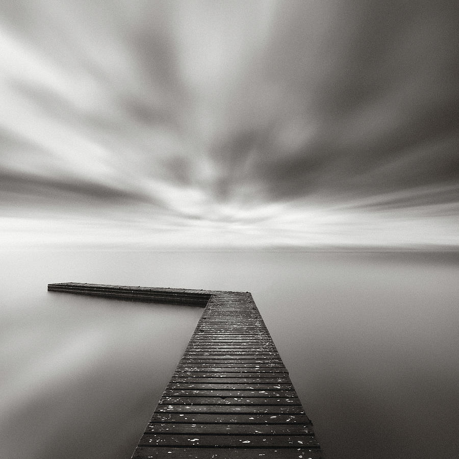 Square Photograph - Infinite Vision by Doug Chinnery