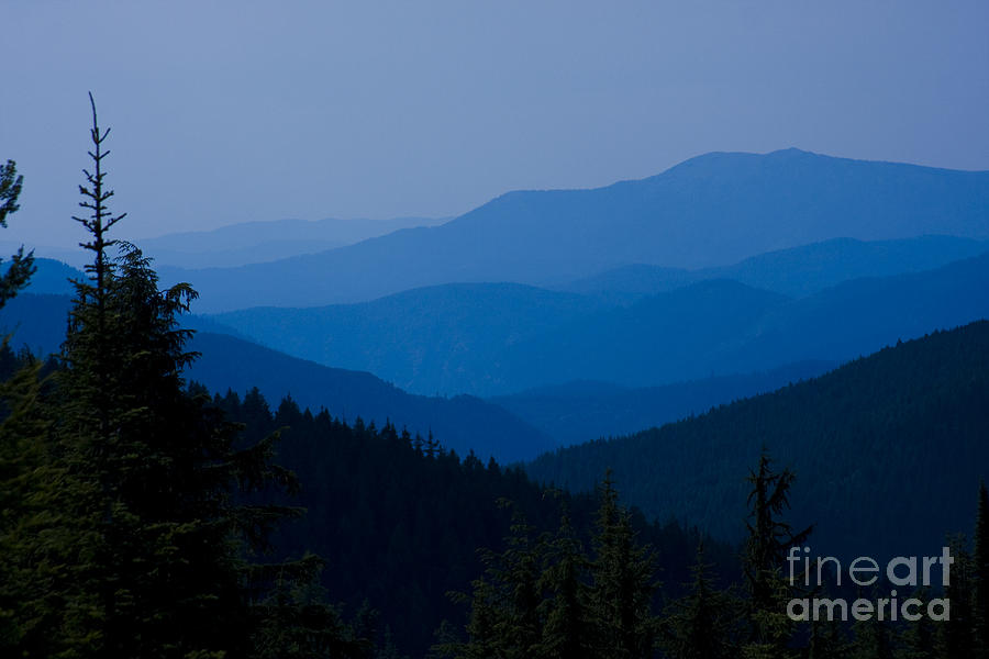 Mountain Photograph - Infinity by Idaho Scenic Images Linda Lantzy