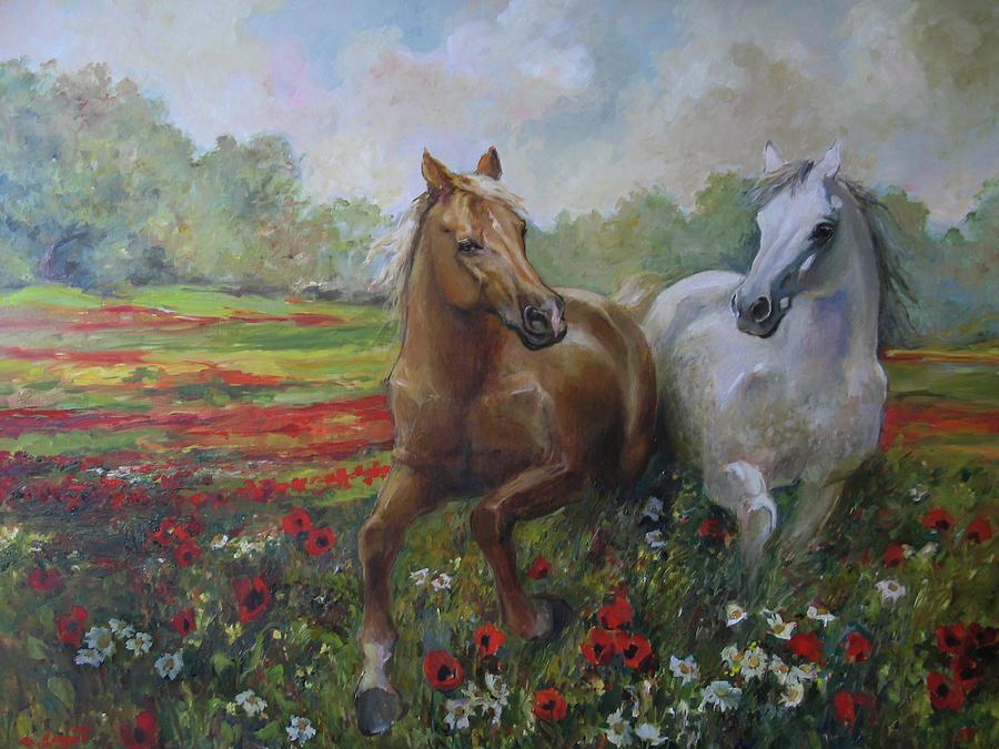 Infinity Painting - Infinity by Tigran Ghulyan