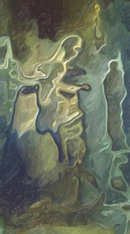 Influence Of Dali Digital Art