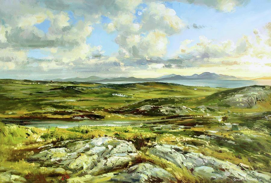 Inishowen Penninsula Painting