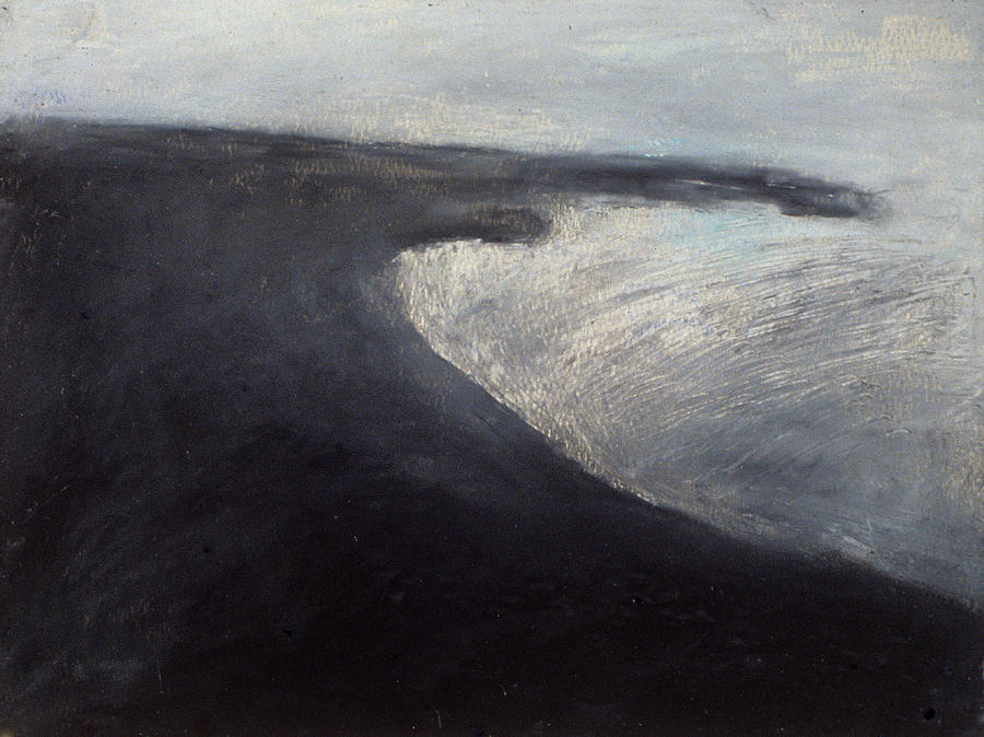 Inlet Painting - Inlet by Ruth Sharton