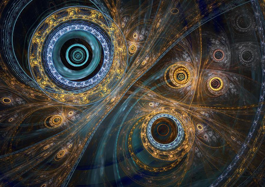 Inner Complex Digital Art