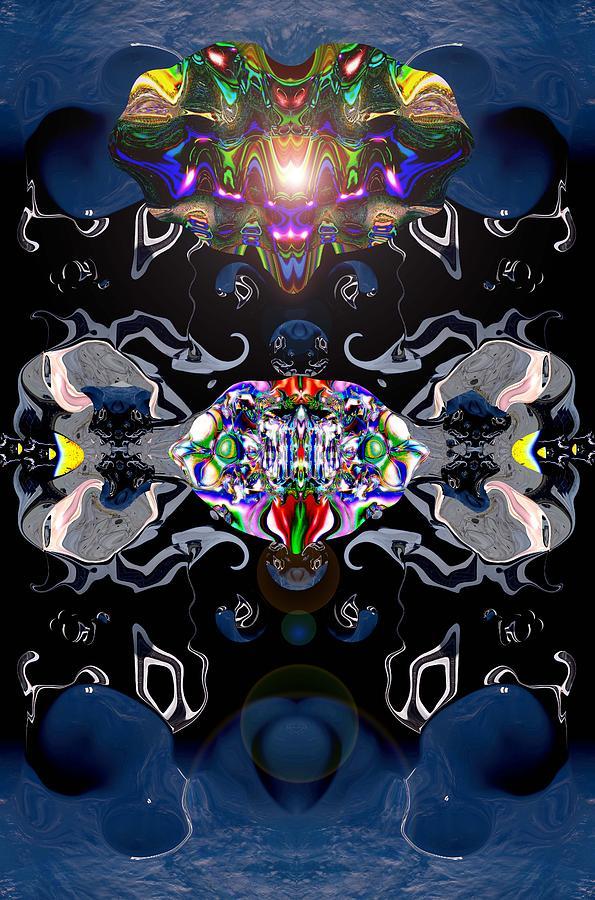 Inner Horizont Digital Art by Toomas Altnurme