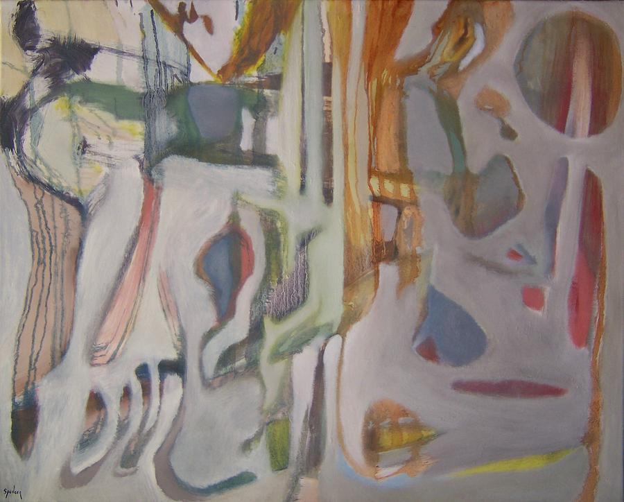 Inner Workings Painting by Scott Spencer