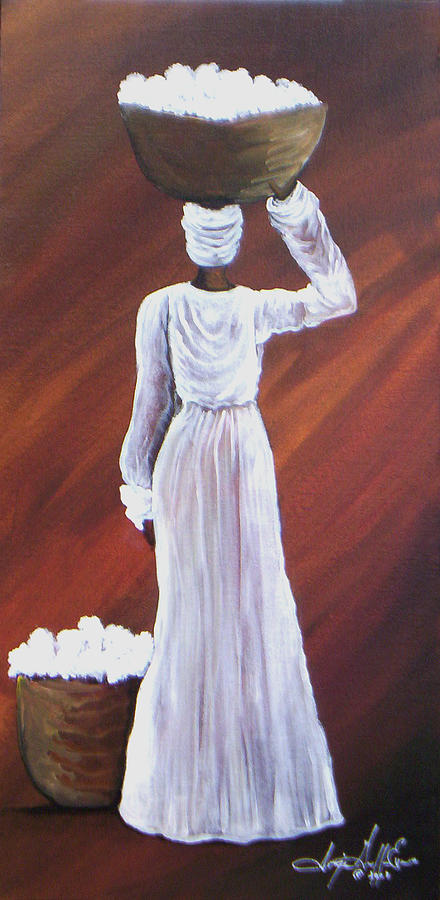 Authentic Painting - Inner Strength by Sonja Griffin Evans