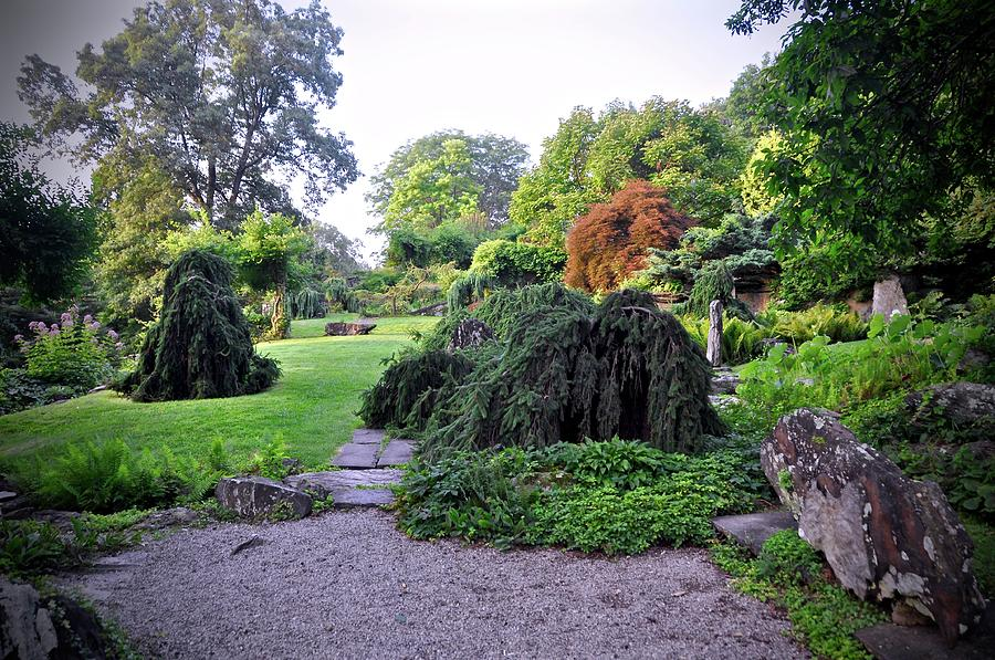 Innisfree Gardens Photograph by Cornelia DeDona