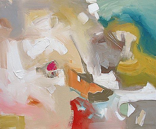 Original Painting - Innocence Lost by Linda Monfort