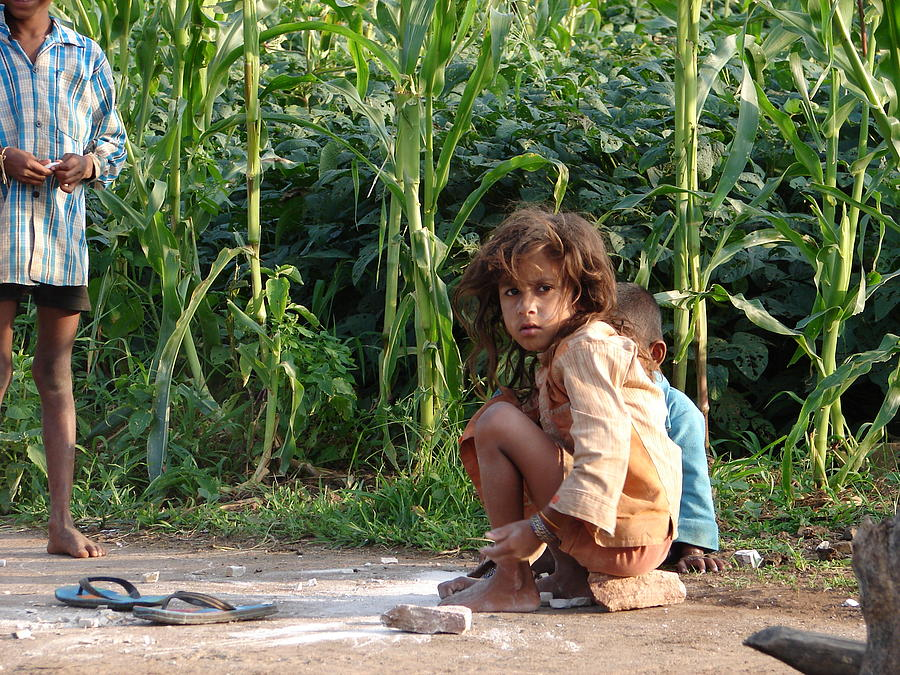 Innocence Photograph by Sandeep Khanwalkar