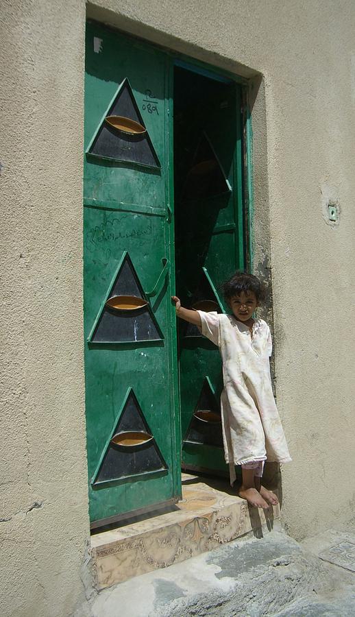 Arab Photograph - Innocence by Sunaina Serna Ahluwalia