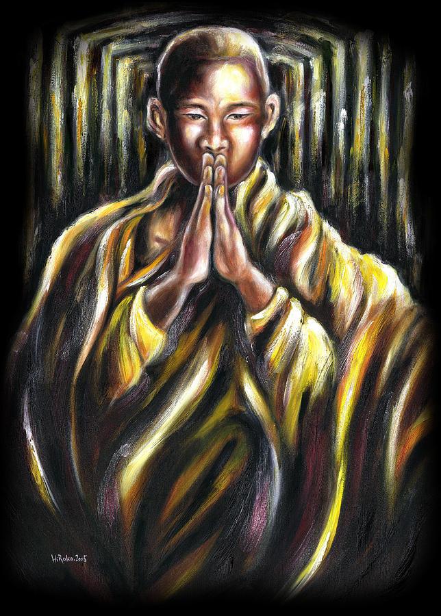 Inori Prayer Painting