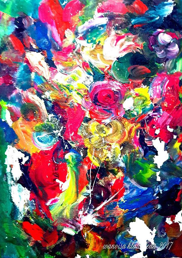 Inside my mind 3 by Wanvisa Klawklean