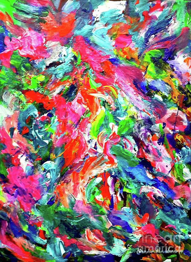 Inside my mind by Wanvisa Klawklean