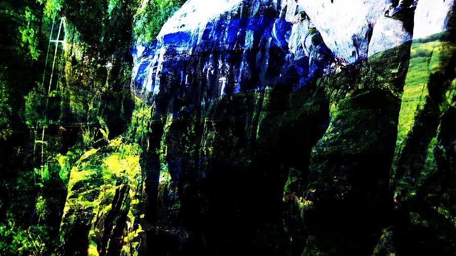 Inside The Forest Digital Art