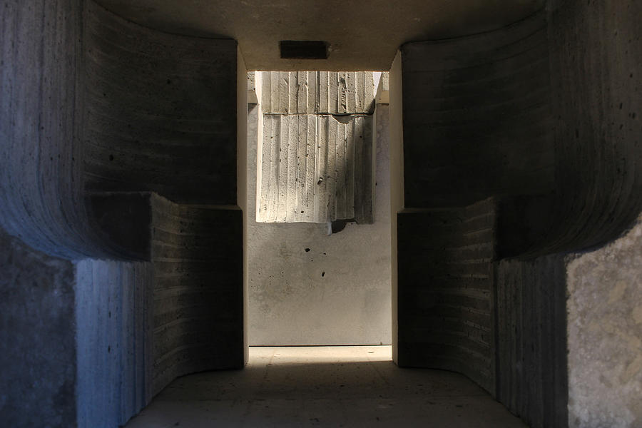 Architecture Photograph - Inside The Walls 4 by David Umemoto