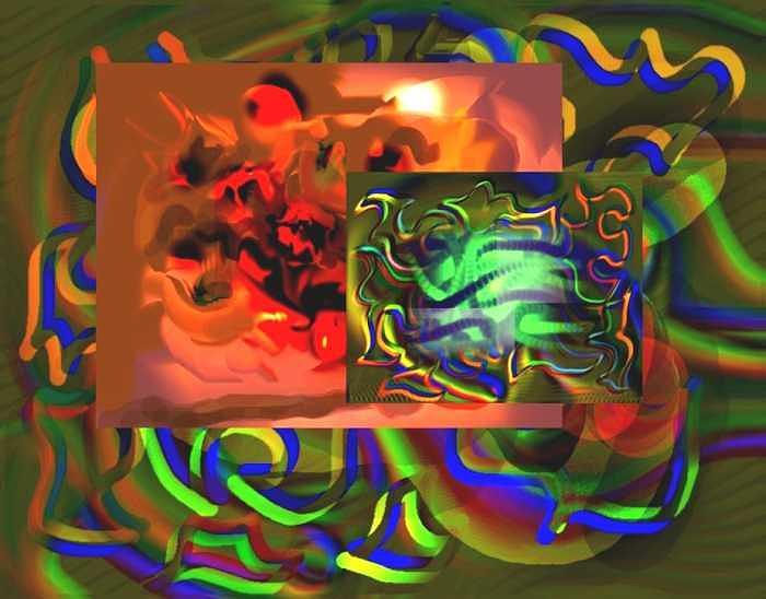 Insight 3 Digital Art by Carlos Contreras