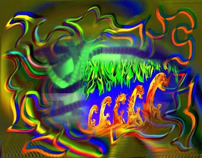 Insight 5 Digital Art by Carlos Contreras
