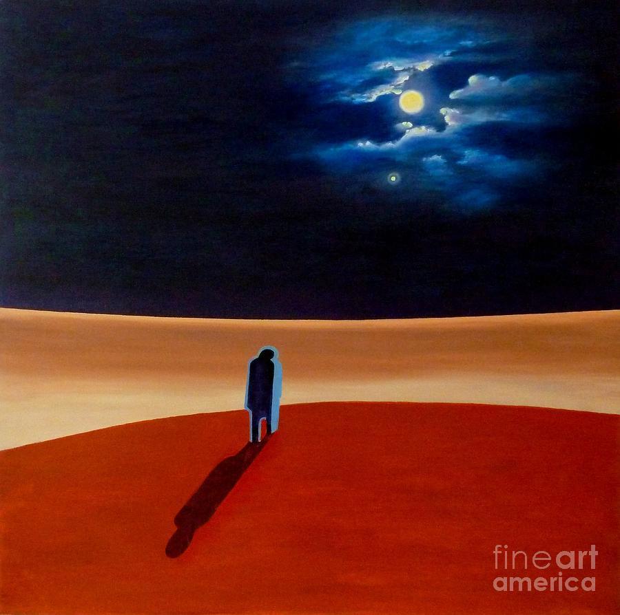 Insight Painting - Insight by Ushangi Kumelashvili