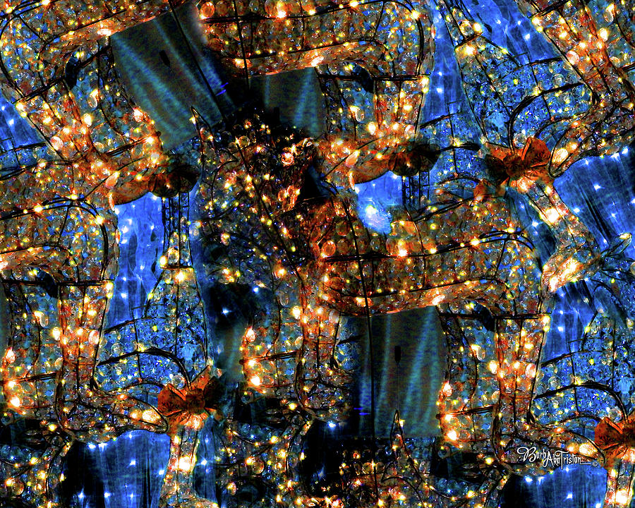 Creative Energy Digital Art - Inspiration #6102 by Barbara Tristan