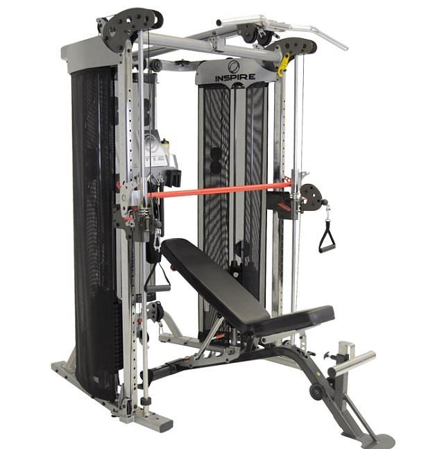 Inspire Fitness F2 Functional Trainer Photograph by Pushpedal Pull
