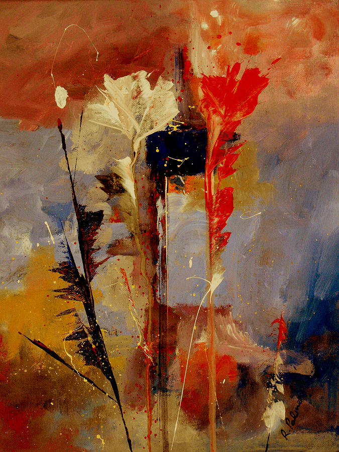 Inspire Me Painting by Ruth Palmer
