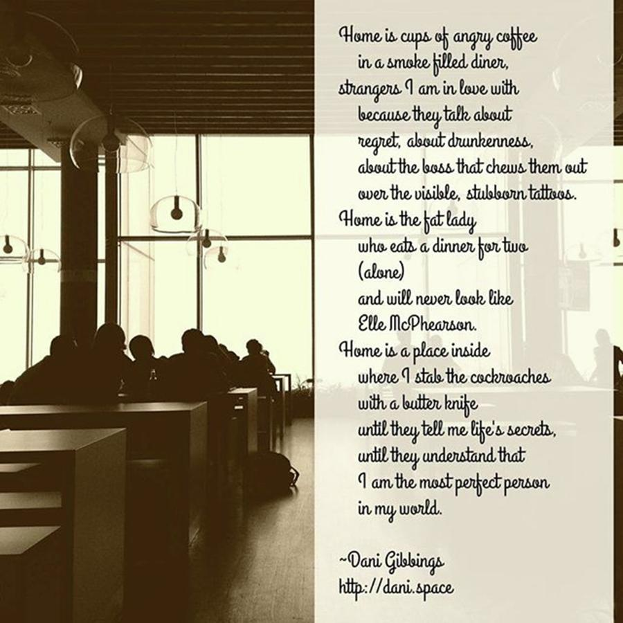 Poetry Photograph - #instapoet #poetrycommunity #poetry by Danielle McGaw