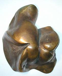Integrity Series 1 Sculpture by Tim Haley