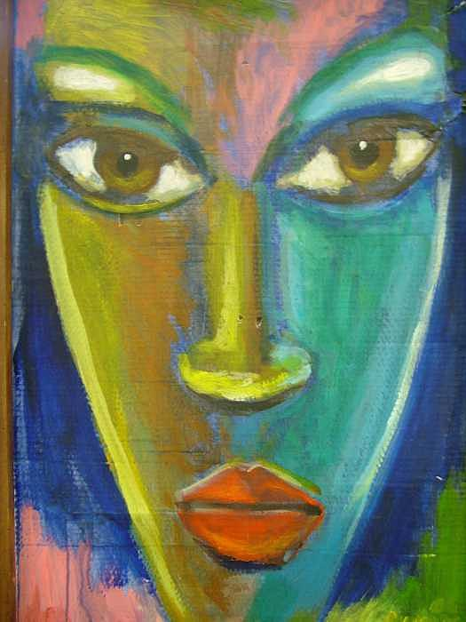 Painting Painting - Intensity by Jan Gilmore