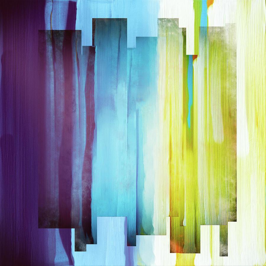 Intensity Digital Art - Intensity by Katherine Smit