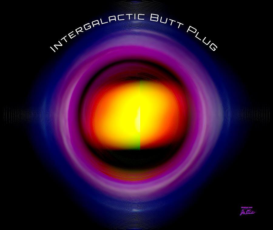 Intergalactic Butt Plug by Joe Paradis