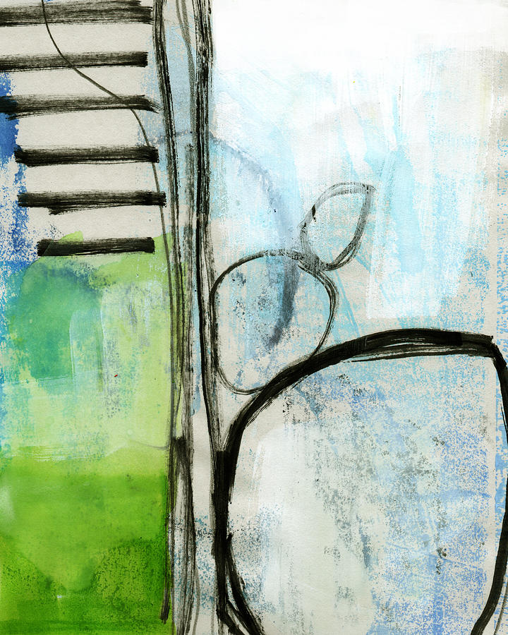Intersections #35 Painting