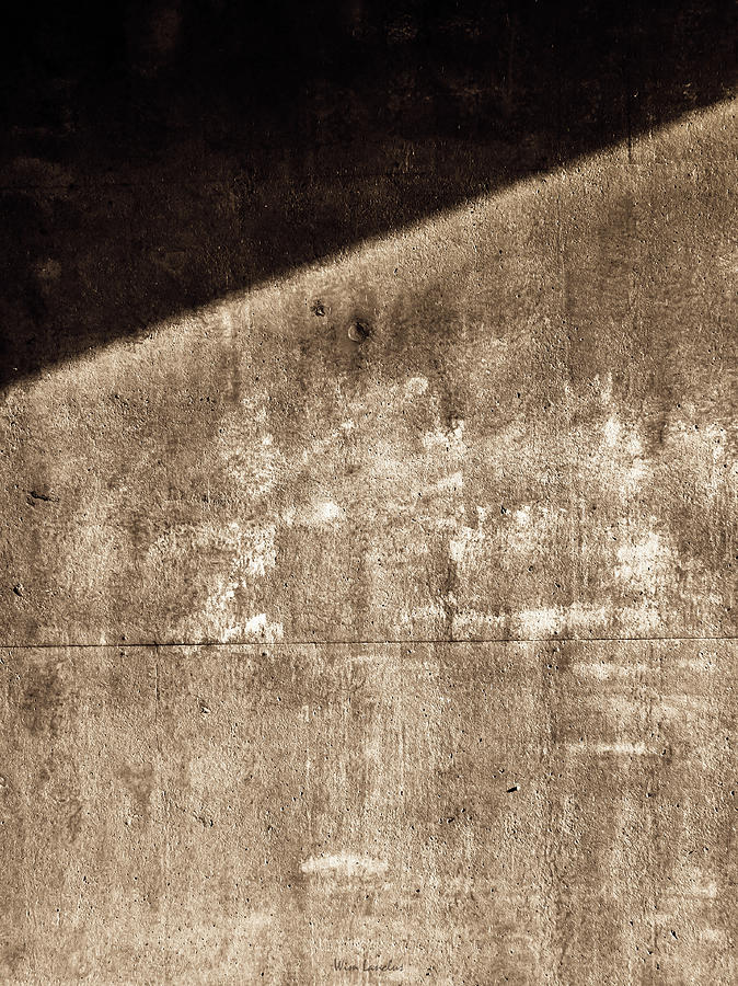 Abstract Photograph - Into Darkness by Wim Lanclus