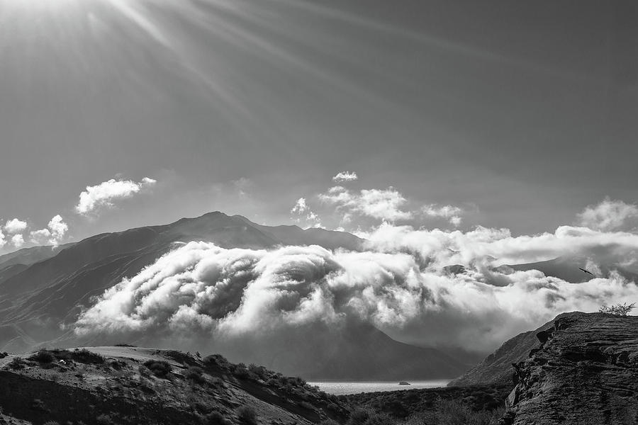 Into The Andes I Photograph