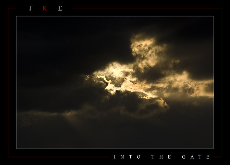 Sky Photograph - Into The Gate by Jonathan Ellis Keys