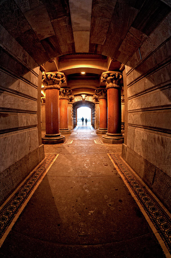 Philadelphia Photograph - Into The Light by Neil Shapiro
