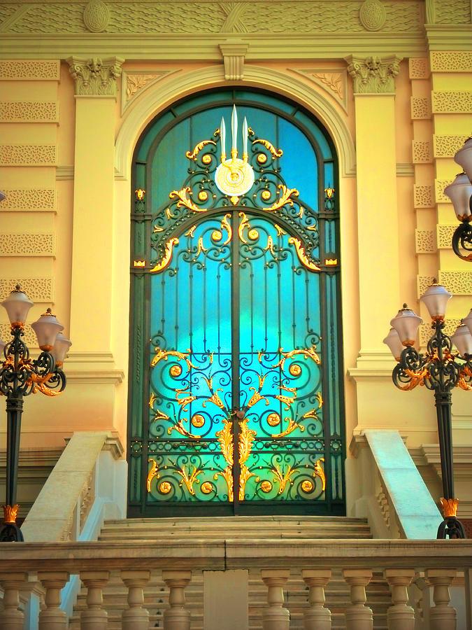 Door Photograph - Intricacies by Tara Turner