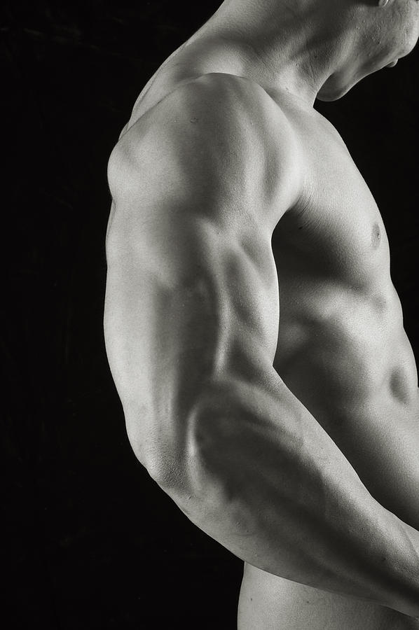 Male Photograph - Intricacies by Thomas Mitchell