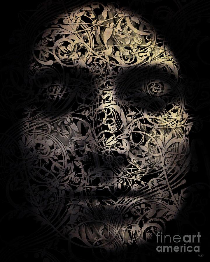 Introspection Digital Art - Introspection by Kenneth Rougeau