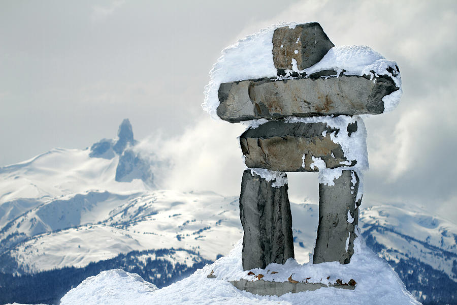 Whistler Photograph - Inukchuk Whistler by Pierre Leclerc Photography
