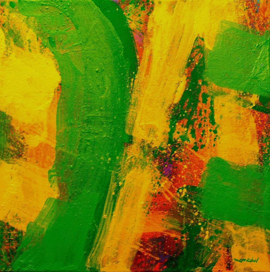 Invincible Summer Painting by John  Nolan