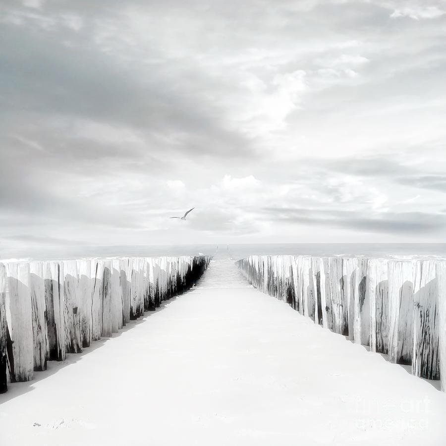 Beach Photograph - Inviting by Jacky Gerritsen